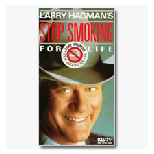 Larry Hagman Stop Smoking For Life