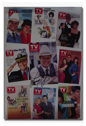 Larry Hagman TV Guide